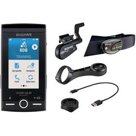 SIGMA SPORT ROX GPS 12.0 Sport Nawigacja GPS szary